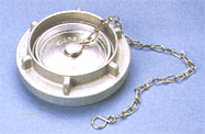 Storz Blind cap with Chain