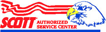 Scott Authorized Service Center